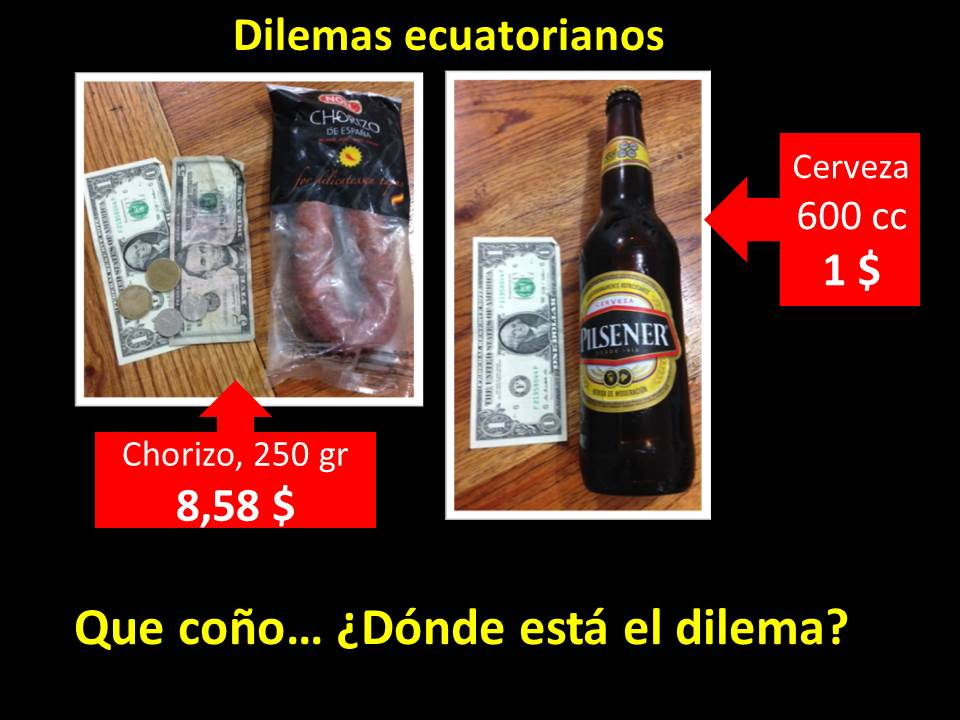 Dilemas ecuatorianos